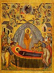 Paraklesis to the Theotokos (Mother of God)